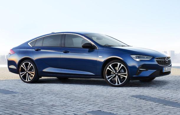 Opel Insignia facelift a fost prezentat la Bruxelles: motorizări diesel și benzină cu puteri cuprinse între 122 și 200 CP. Versiunea GSi propune 230 CP și cutie automată cu 9 trepte - Poza 21
