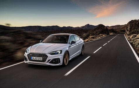 Audi RS5 Sportback facelift