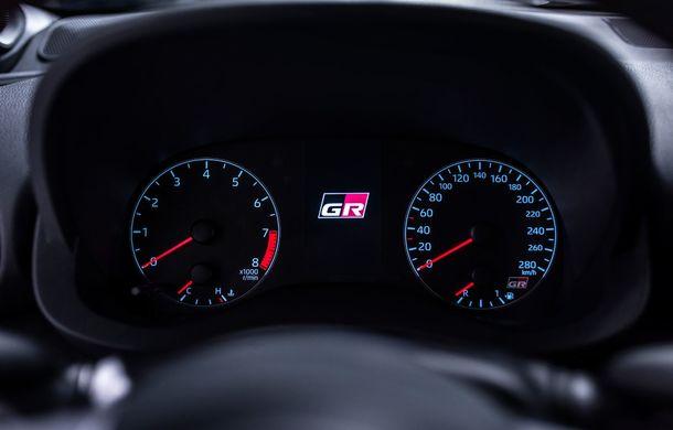 Toyota a prezentat noul Hot Hatch GR Yaris: motor cu trei cilindri cu 261 CP și sistem de tracțiune integrală - Poza 2