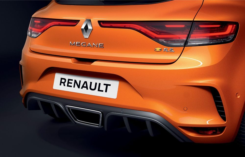 Imagini și informații tehnice despre Renault Megane facelift: modelul compact primește versiune plug-in hybrid de 160 de cai putere - Poza 2