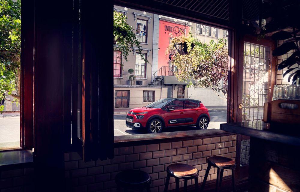 Citroen a prezentat C3 facelift: mici modificări de design și echipamente noi pentru interior - Poza 2