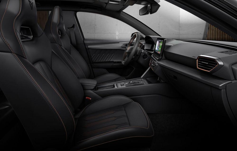 Acesta este noul Cupra Leon: modelul de performanță oferă până la 310 CP și poate fi comandat și în versiune plug-in hybrid - Poza 2