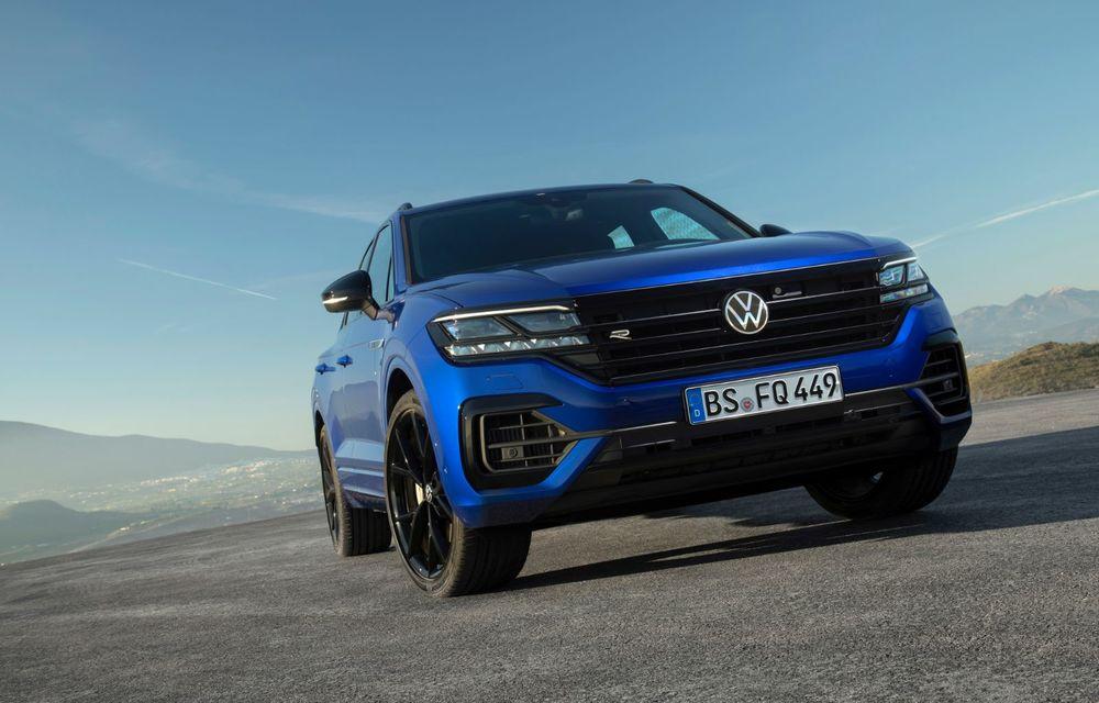 Volkswagen a prezentat noul Touareg R: primul model plug-in hybrid din gama de performanță a constructorului german are 462 CP - Poza 2