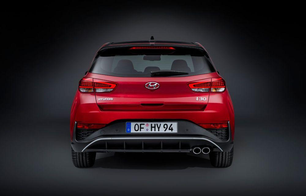 Hyundai pregătește startul producției lui i30 facelift: modelul de clasă compactă va fi asamblat în Cehia, începând cu 25 mai - Poza 3