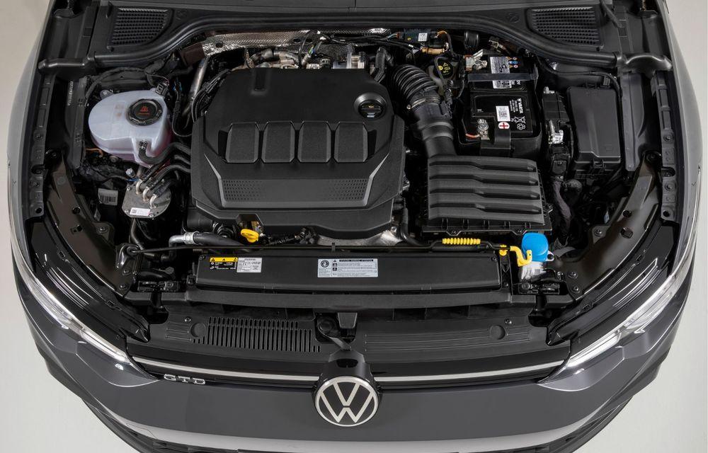 Volkswagen a prezentat noile Golf GTI, GTD și GTE: motoare cu puteri de până la 245 de cai și accesorii speciale pentru exterior și interior - Poza 2