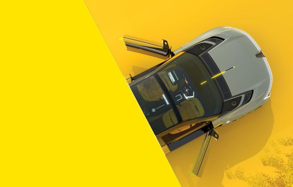 Renault prezintă Morphoz: conceptul este dezvoltat pe o nouă platformă și anticipează lansarea unei noi game de modele electrice - Poza 2
