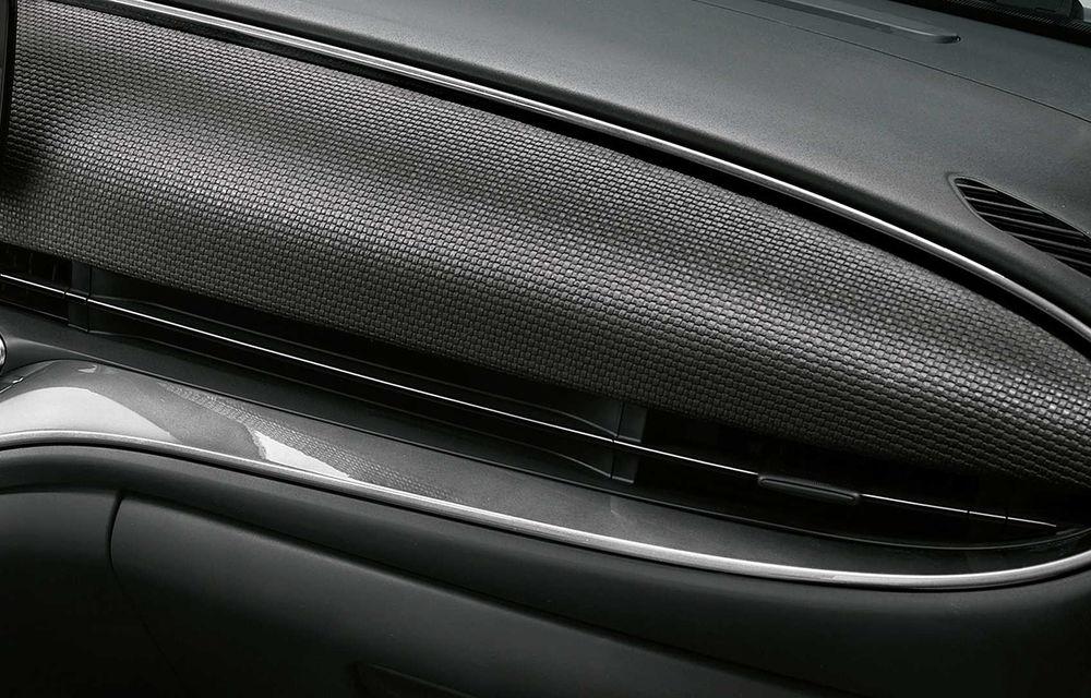 Primele imagini și informații tehnice despre Fiat 500 electric cabrio: motor de 120 de cai putere și autonomie de 320 de kilometri - Poza 2