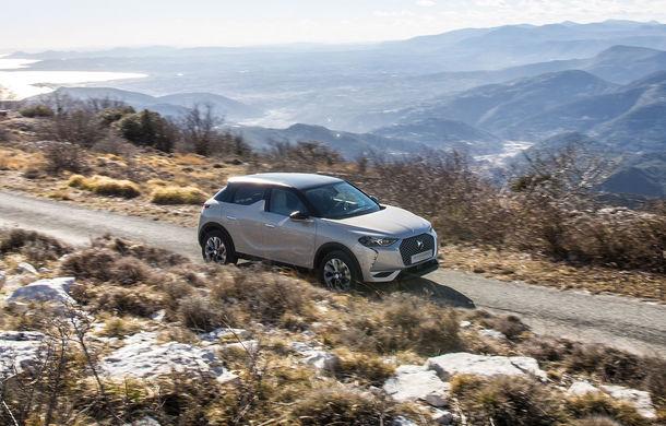Prețuri pentru SUV-ul electric DS 3 Crossback E-Tense: start de la 37.900 de euro - Poza 2