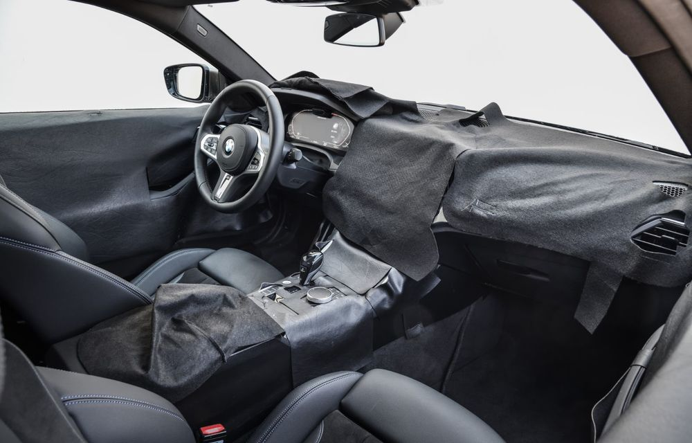 Primul teaser cu viitoarea generație BMW Seria 4: coupe-ul va fi lansat în 2 iunie - Poza 2
