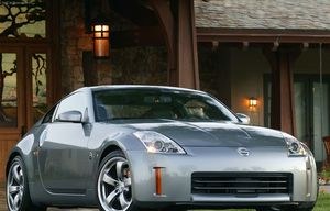 350 Z Coupe (2006)