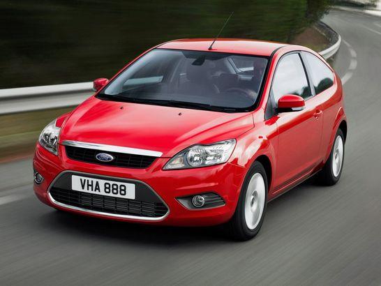 Ford Focus 3 usi (2008)