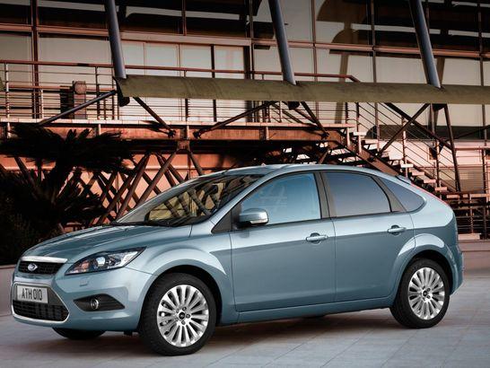 Ford Focus 5 usi (2008)