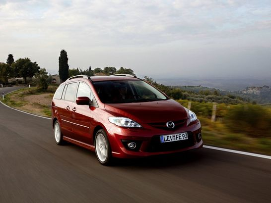 Mazda 5 (2007)
