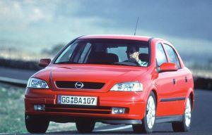 Astra Classic ll 5 usi