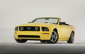Mustang Convertible (2007)