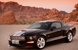 Mustang Shelby Coupe (2007)