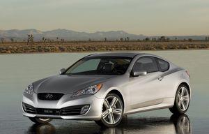 Genesis Coupe (2008)
