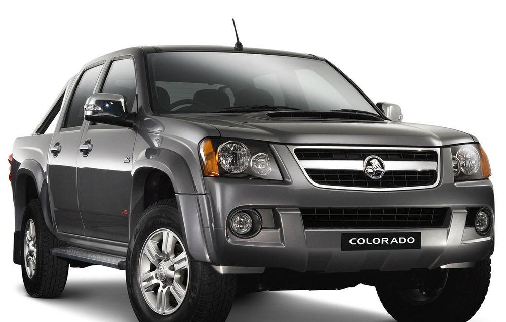 Holden Colorado