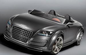 TT clubsport quattro Concept