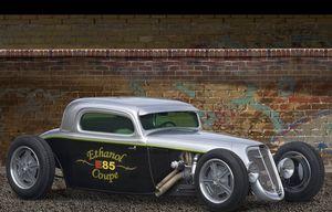 34 Coupe E85 Concept