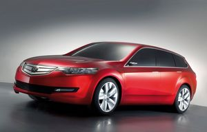Accord Tourer Concept