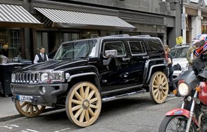 H3 Wagon Concept