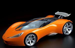 Hot Wheels Concept
