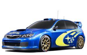 WRC Concept