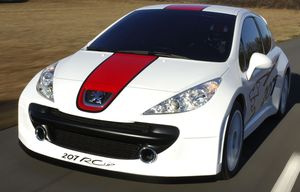 207 RCup Concept