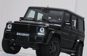 Brabus G-Class V12 S Biturbo