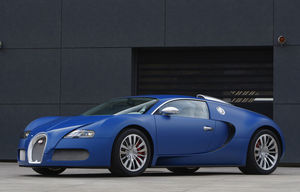 Veyron Bleu Centenaire