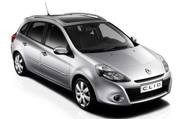 Renault Clio Estate (2009)