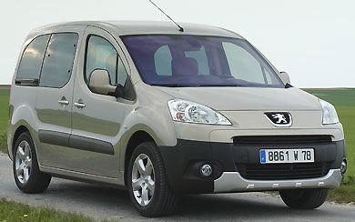 Peugeot Partner Tepee (2009)