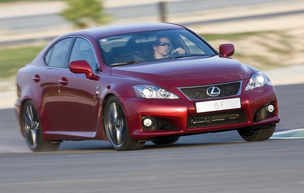 Lexus IS-F (2009)