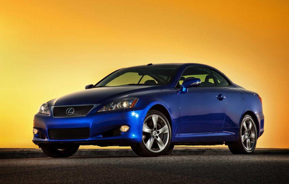 Lexus IS Convertible (2009)