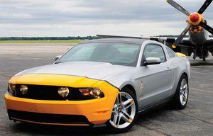 Mustang AV-X10 (2010)