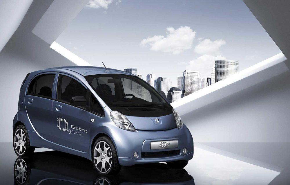 Peugeot Ion Concept
