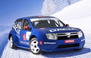 Duster Trophee Andros