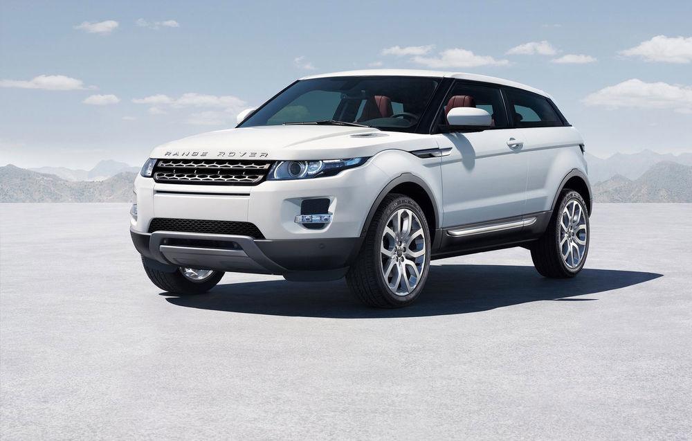 Range Rover Evoque (3 usi)