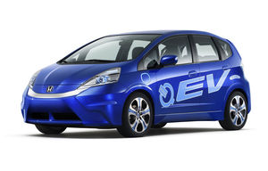 Fit EV Concept
