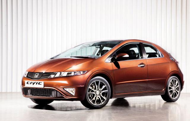 Honda Civic 5 usi