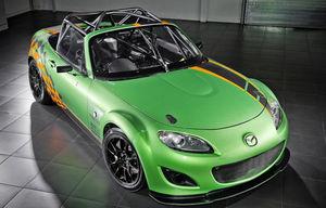 MX-5 GT Race Car