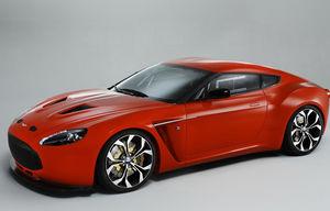 V12 Zagato Concept
