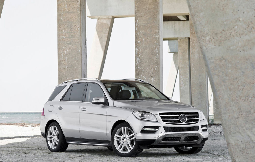 Mercedes-Benz Clasa M