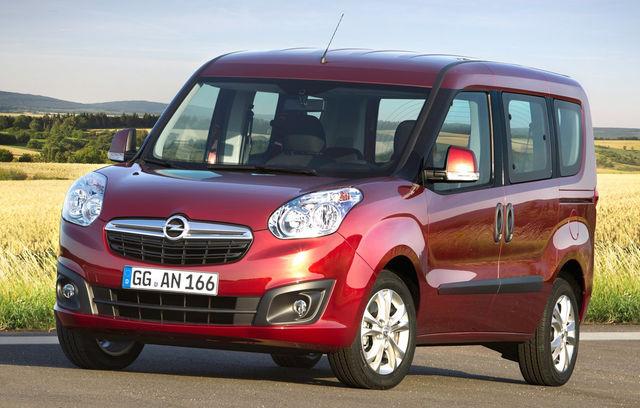 Opel Combo Tour