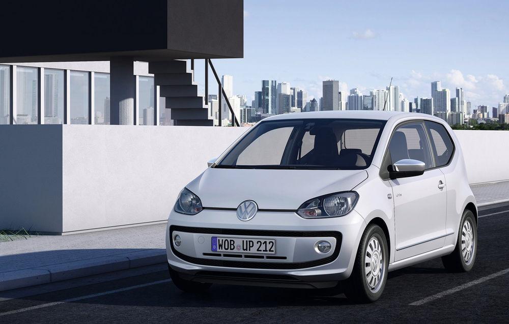 Volkswagen Up (3 usi)