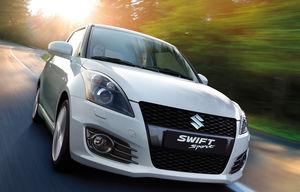 Swift Sport (3 usi)