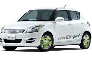 Swift EV Hybrid Concept