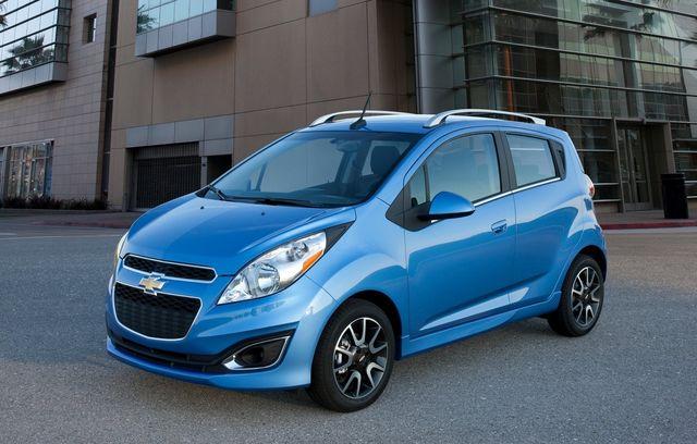 Chevrolet Spark (USA)