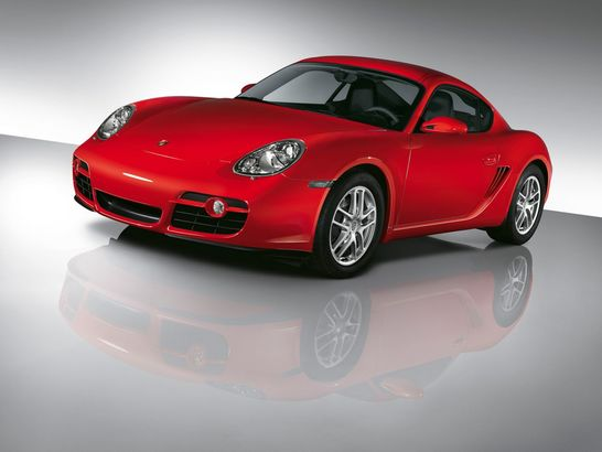 Porsche Cayman (2007)